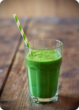 plant calcium green smoothies