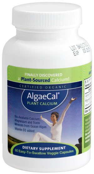 AlgaeCal Plant Calcium Supplement