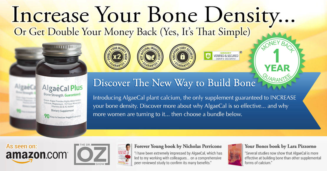 Reclaim Your Bone Strength