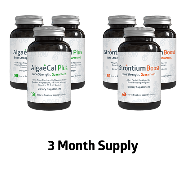 Bone Builder Pack 3 Month Supply