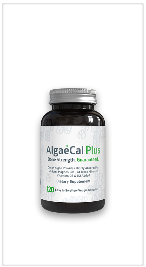 AlgaeCal Plus Bottle