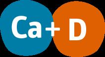 calcium and vitamin d icon