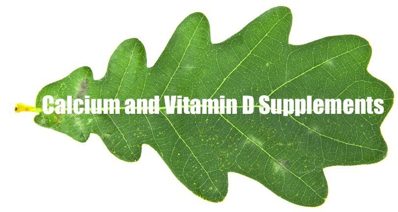 organic calcium supplements
