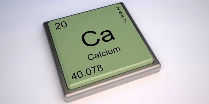 Calcium periodic element