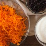 Leonore's Healthy Carrot Cake (Gluten-free)