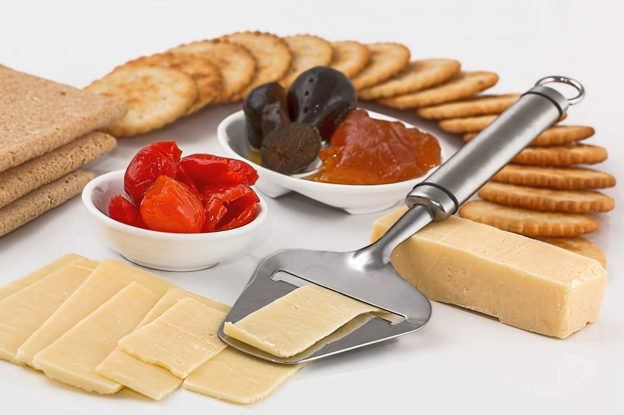 Calcium rich food sources include cheese, yogurt, sesame seeds and sardines.