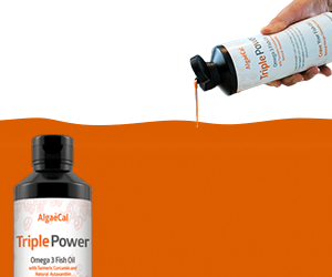 Triple Power Omega 3 Fish Oil