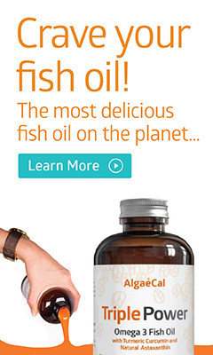 Crave your fish oil!