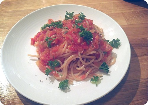 free healthy recipe organic marinara sauce