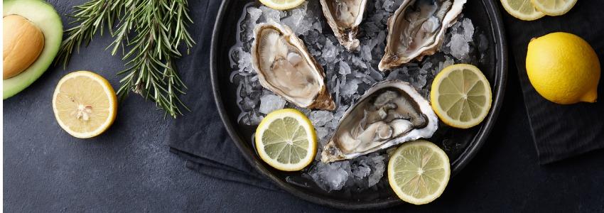 Zinc-Rich Oysters