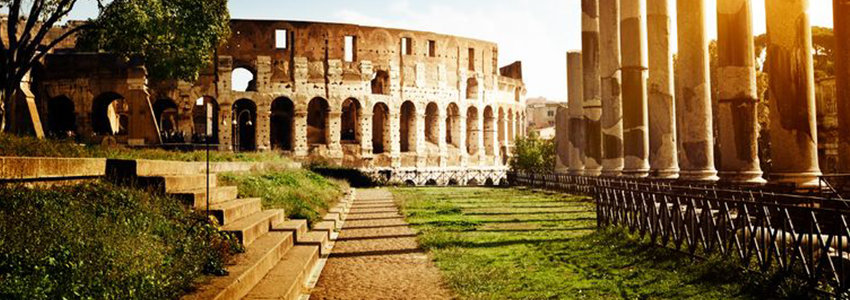 Gladiators - Roman Collisseum