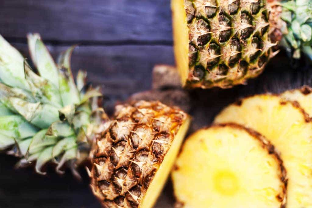 bromelin - antiinflammatory food