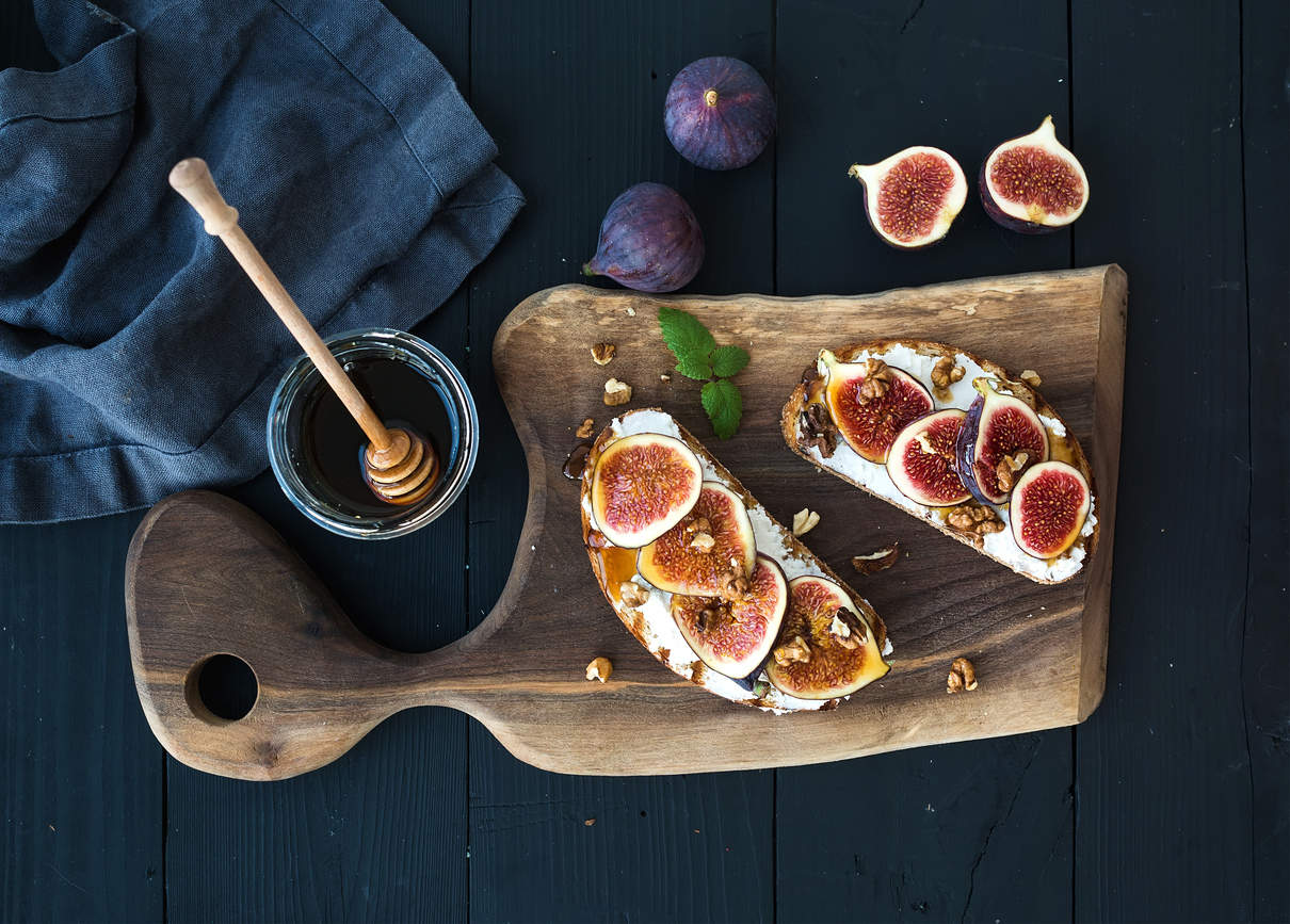 Potassium Rich Foods - figs