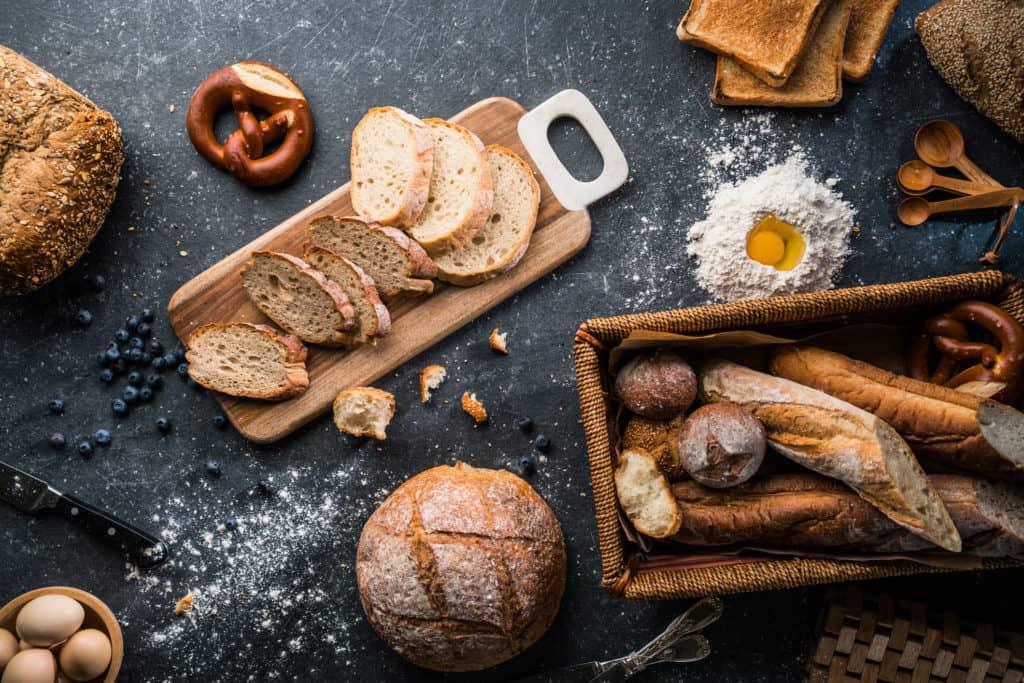 bran wheat - boron rich foods