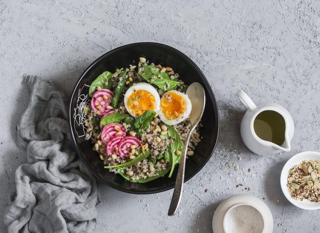 vitamin D sources - egg yolks