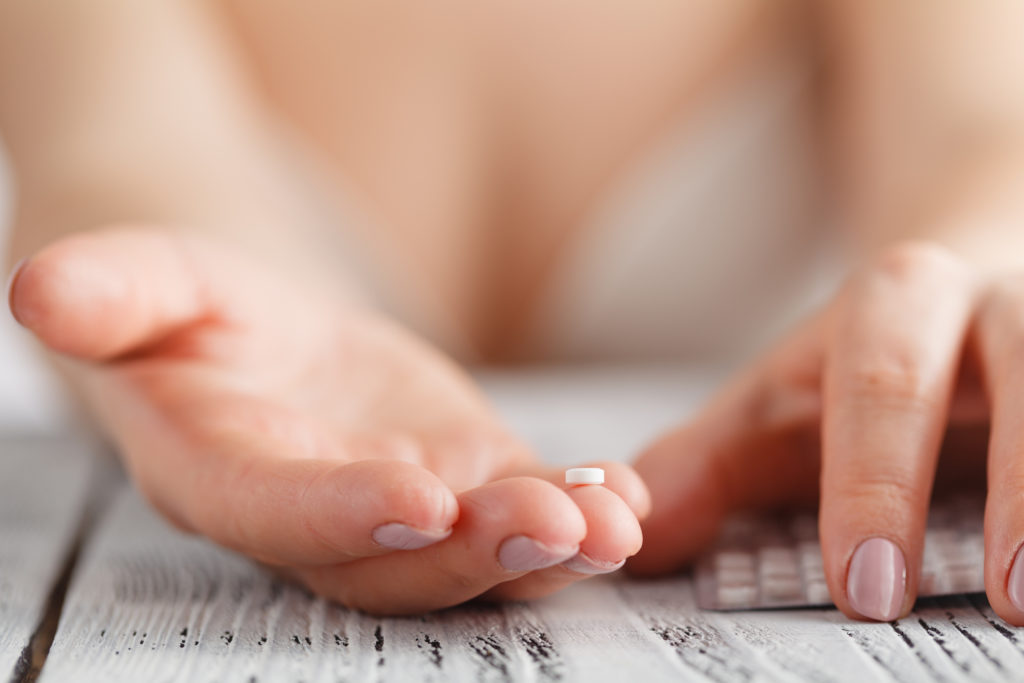 contraceptives cause osteoporosis