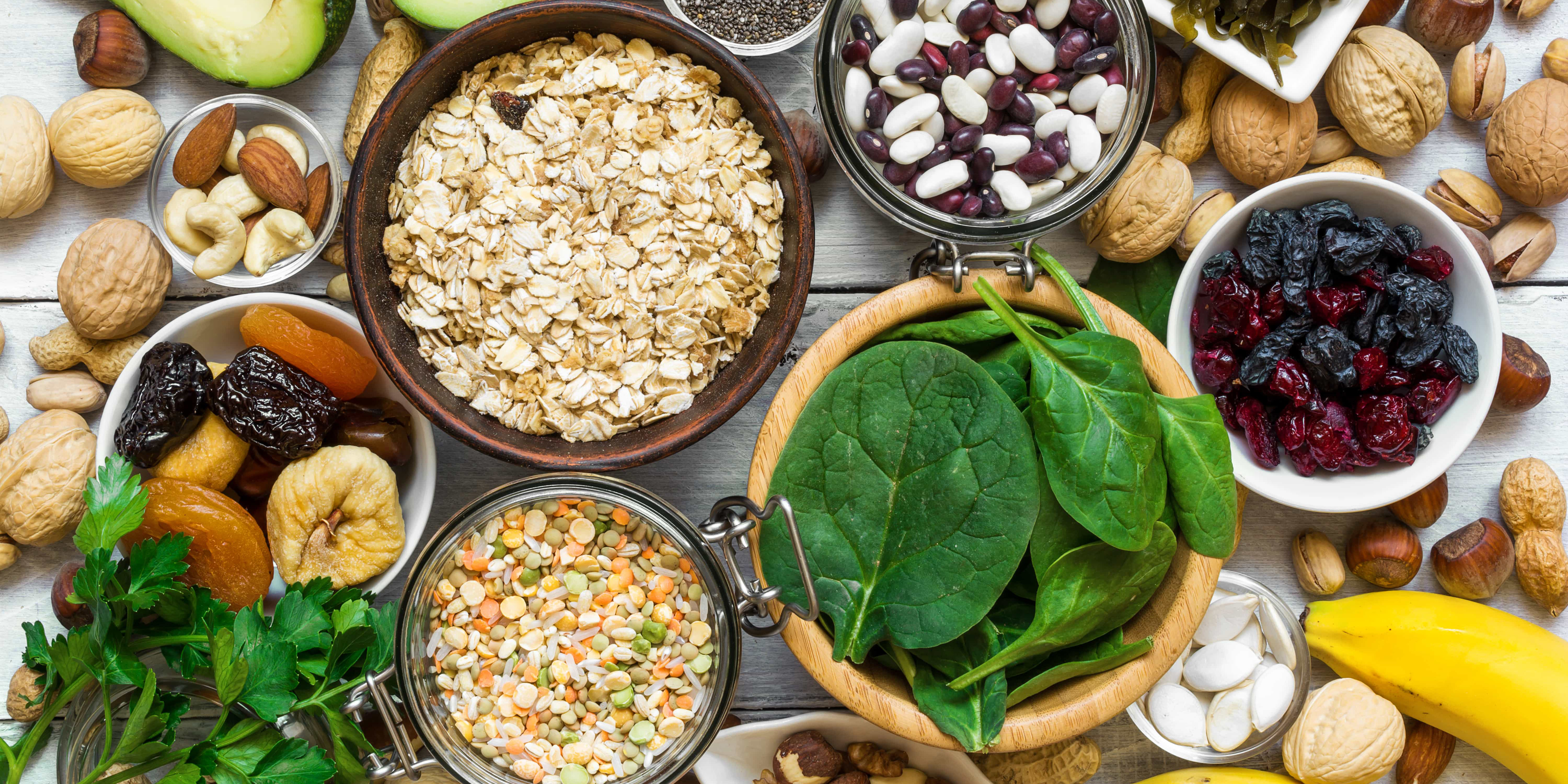9 Foods Richin Magnesium To Add To Your Diet