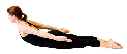 Exercises for Osteoporosis: Dart or Superman pose