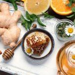Immune Boosting Nutrients