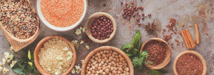 legumes beans for fiber