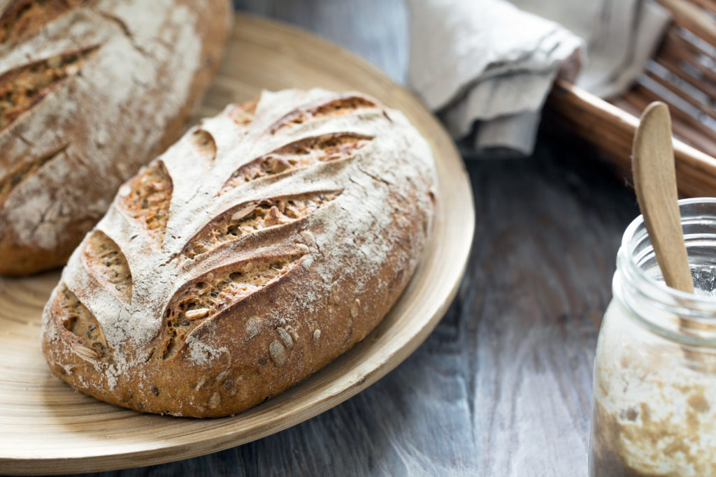 Gluten-free Sourdough For Healthy Bones