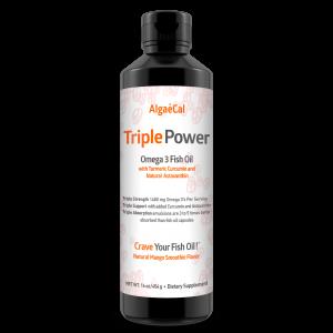 Single Bottle Triple Power Fish Oil