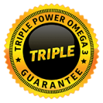 Triple Power Omega 3 Triple Guarantee