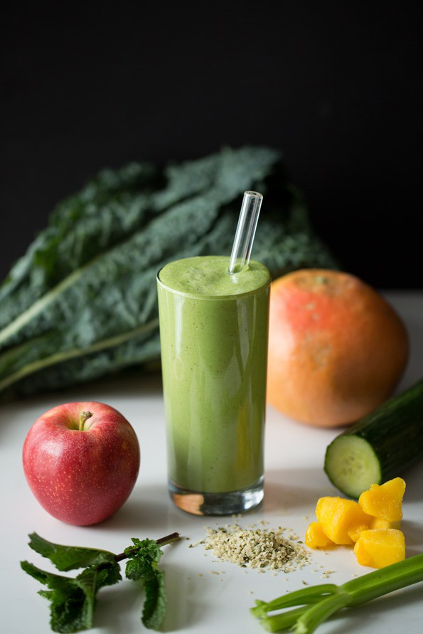 Warrior Green Smoothie