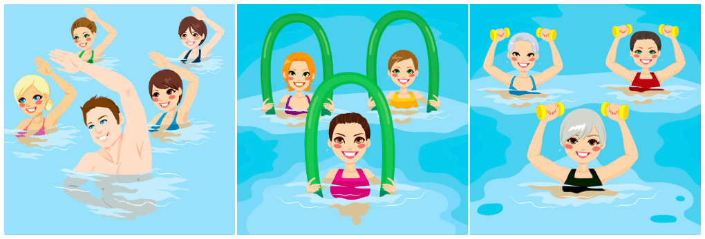 Aquatic Exercise For Osteoporosis